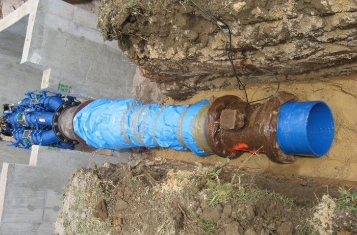 Wastewater Pipelines